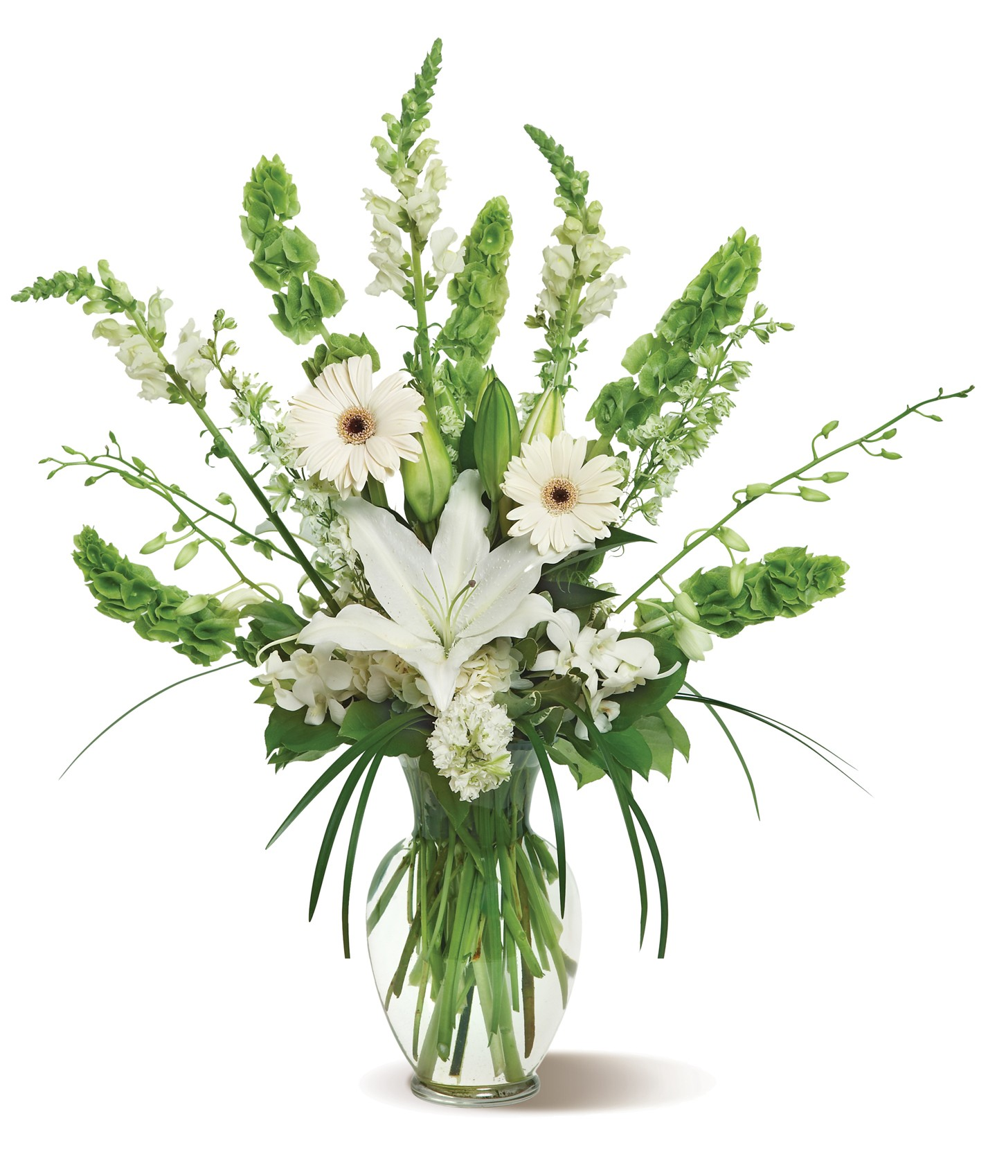 Alexs flowers funeral vase arrangements izmirmasajfo Image collections