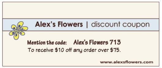 Flowers.com coupon code